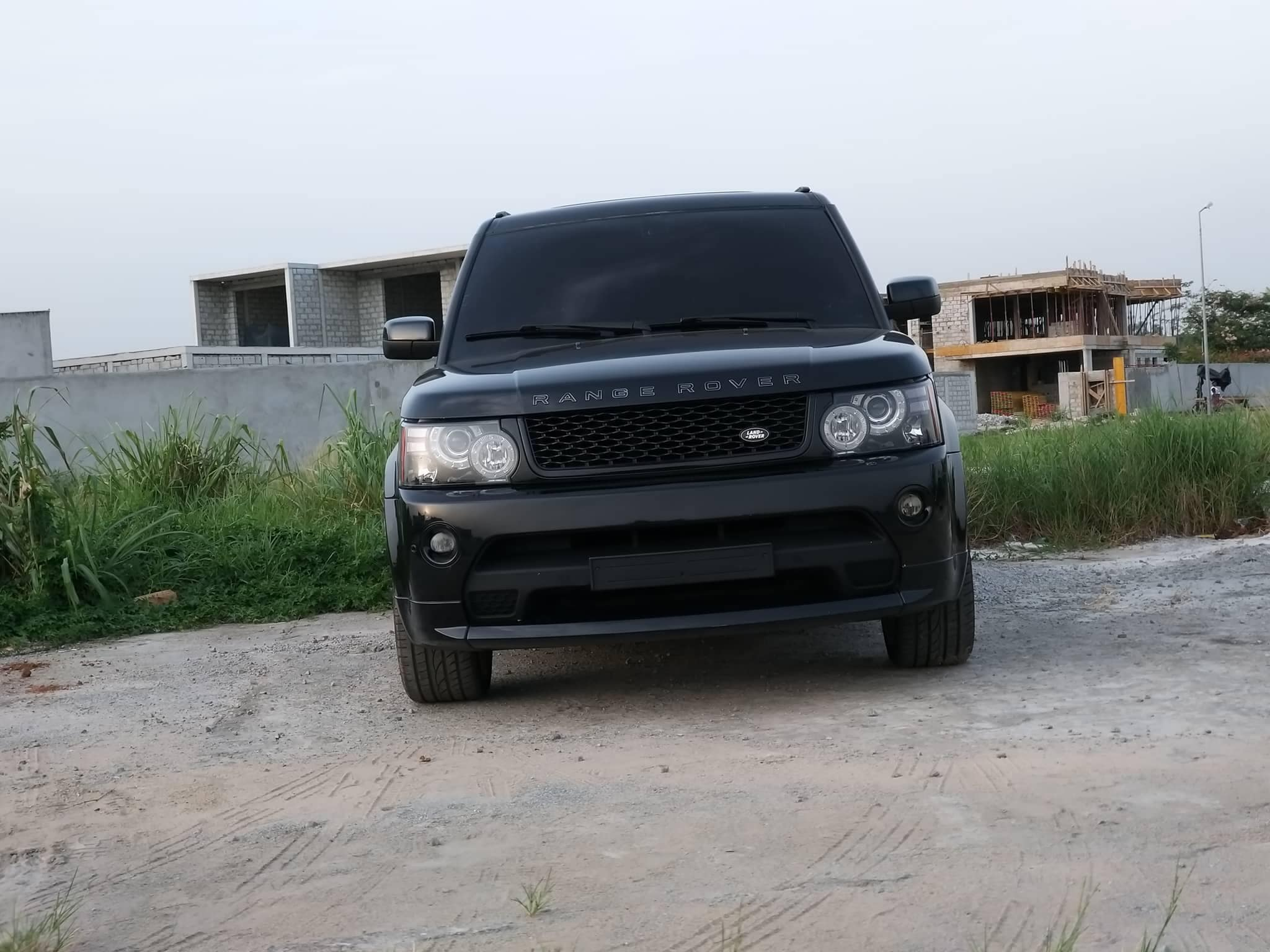 RANGE ROVER ESSENCE 2008 KIT 2012