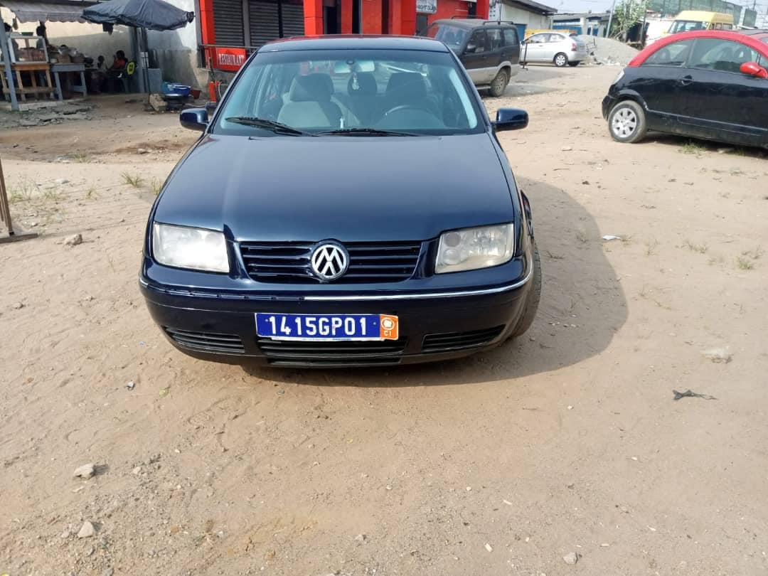 Volkswagen Jetta année 2000