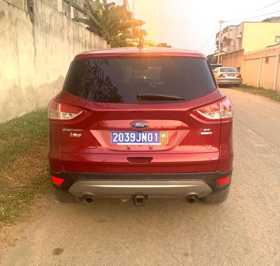 Ford Escape Année 2014