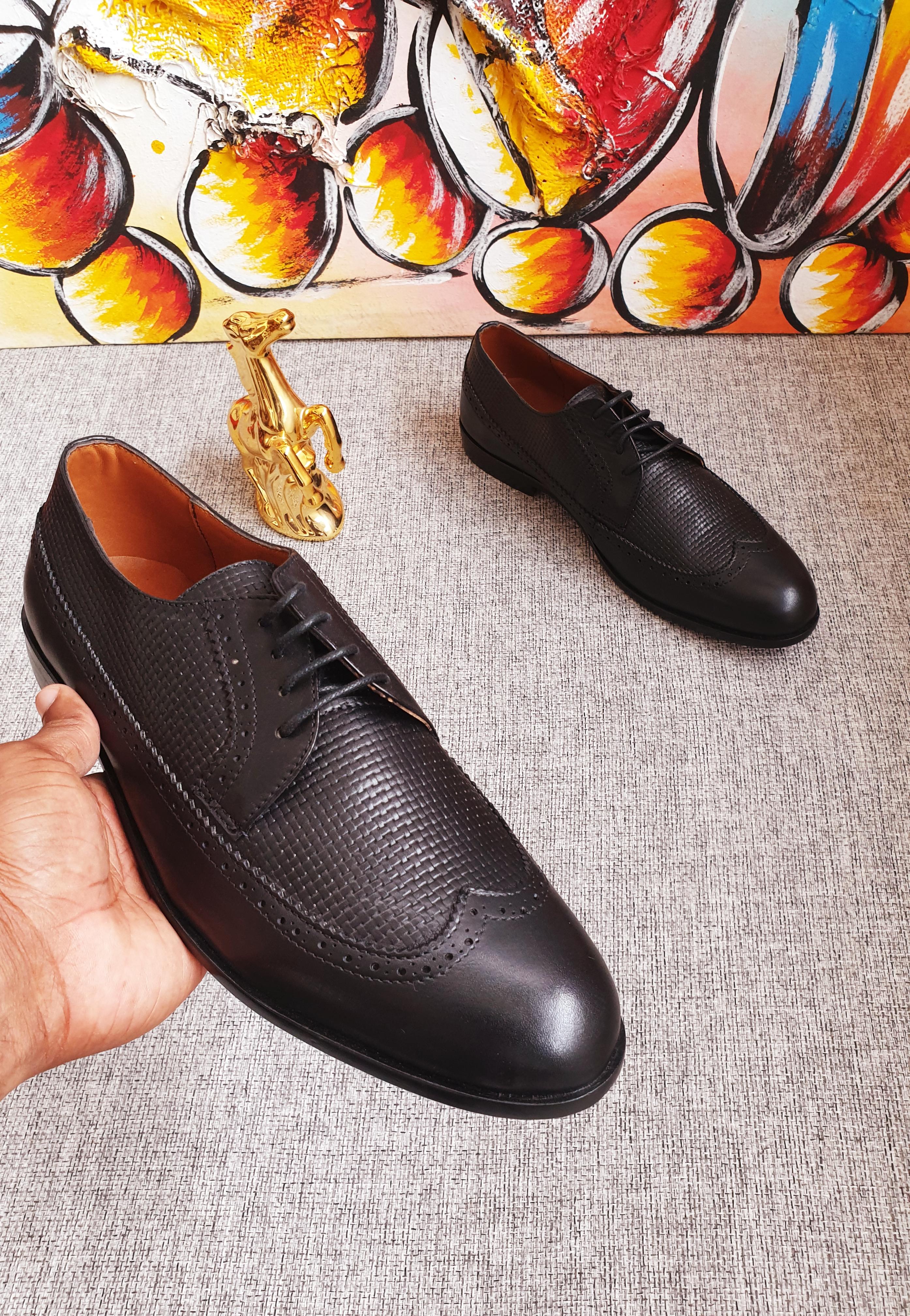 Chaussure  mocassin richelieux