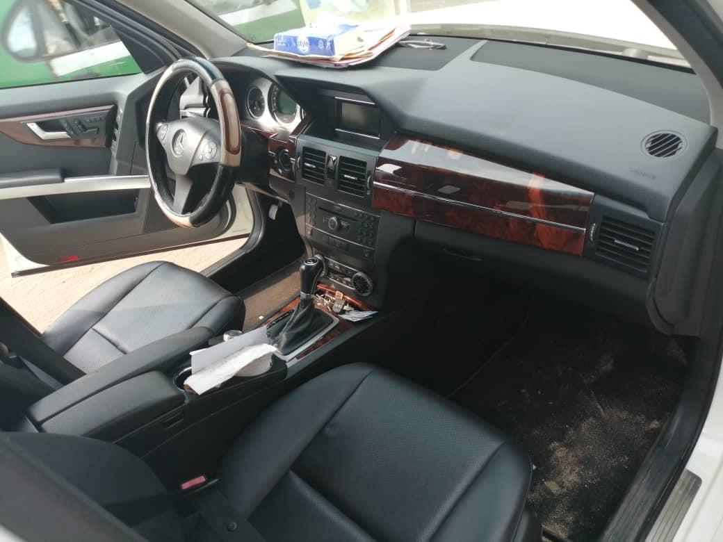 Mercedes GLK 350 Année 2010