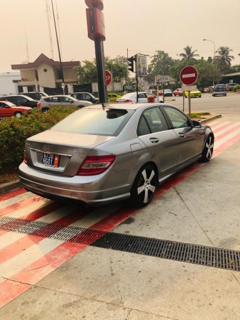 Mercedes C300 4matic 2010