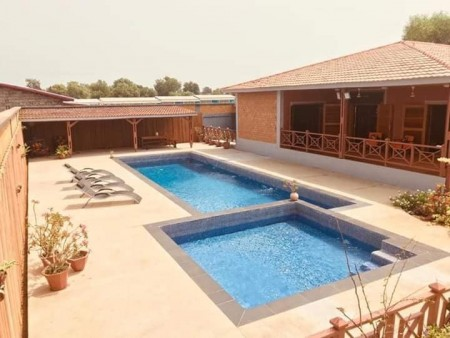 Superbe villa avec 2 piscines