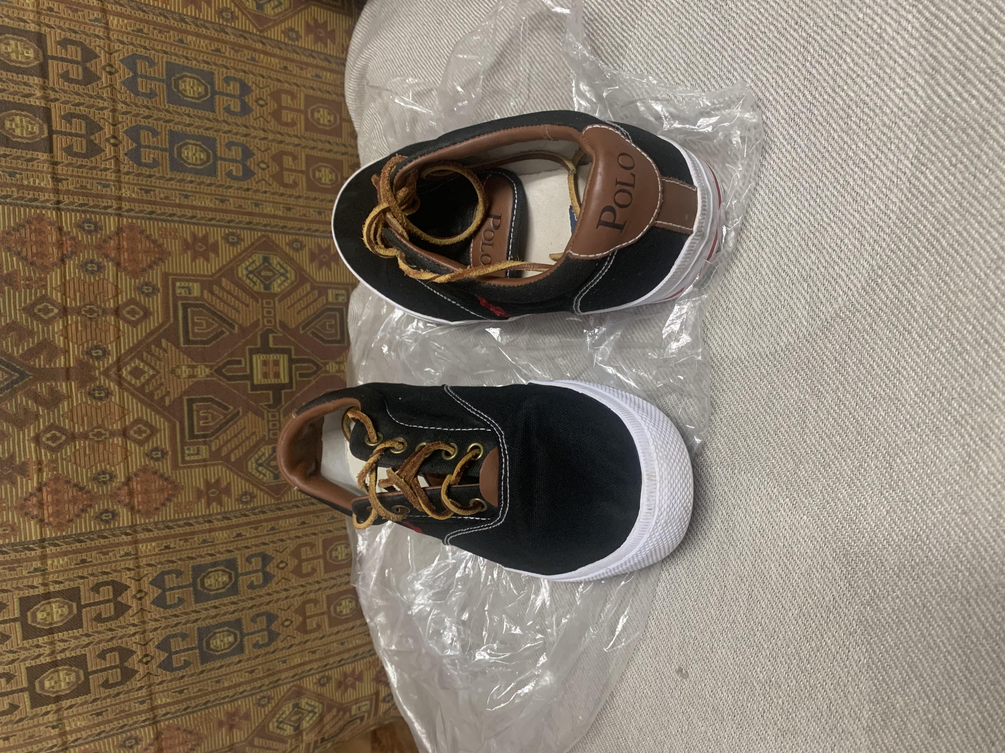 Chaussure Ralph Lauren