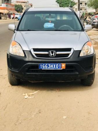 Honda CR-V Phase 2 année 2004
