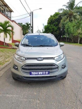2015 FORD ECOSPORT FULL OPTIONS