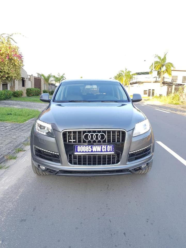 2014 AUDI Q7 3.0 TFSI FULL OPTIONS