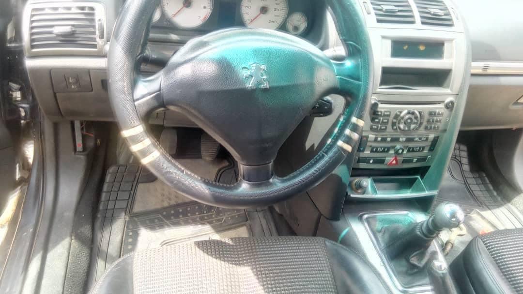 Peugeot 407.