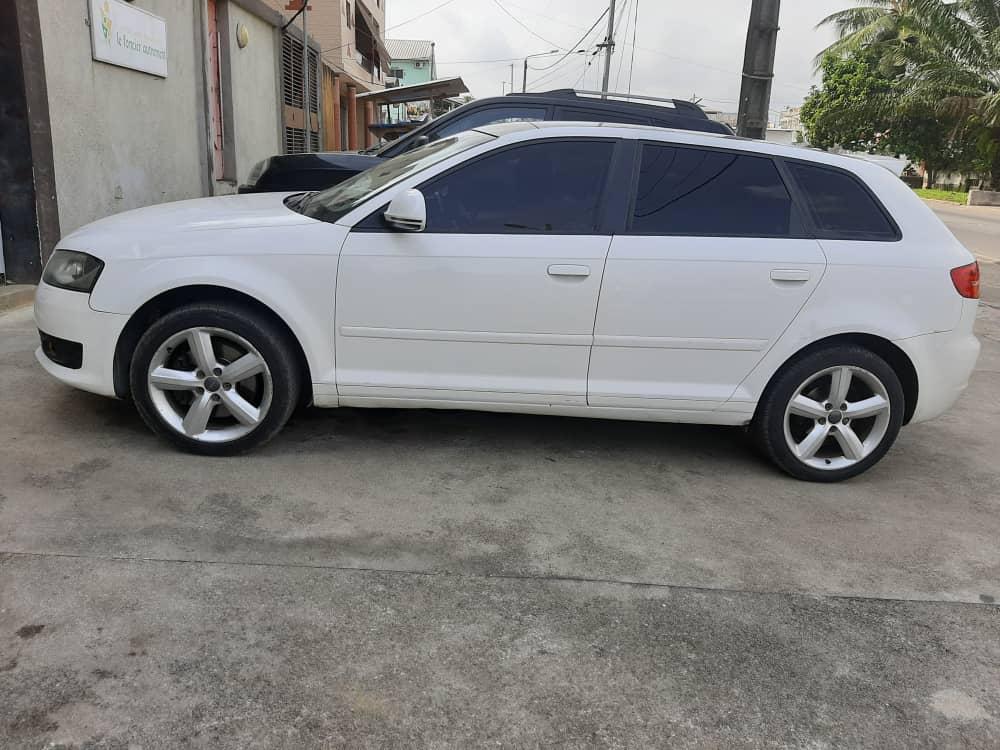 Audi A3 SportBack Année 2012