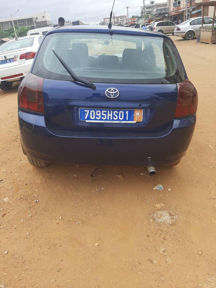 Toyota Corolla Obama