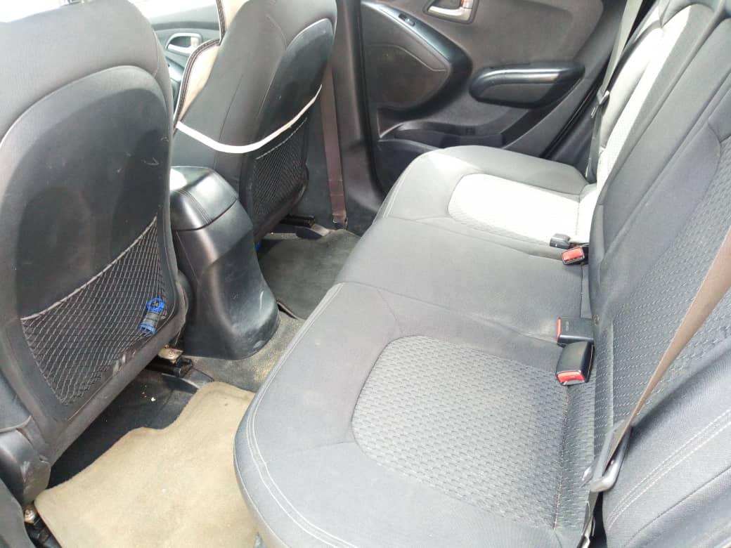 Hyundai Tucson IMPORTÉ