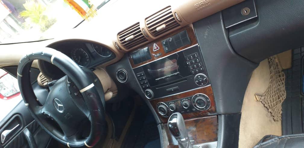 Mercedes Kompressor C 270