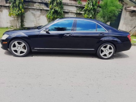Mercedes S550 4Matic