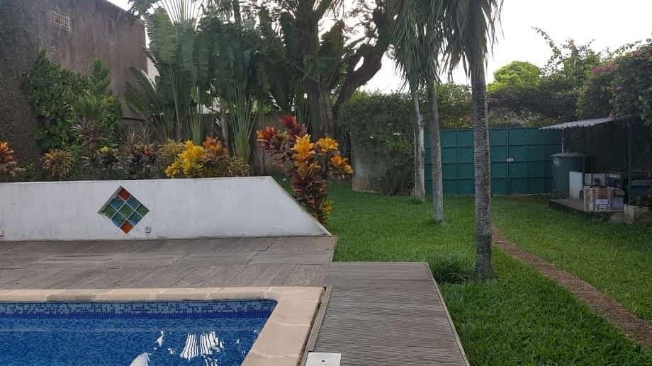 Grande Villa 4 pièces avec piscine