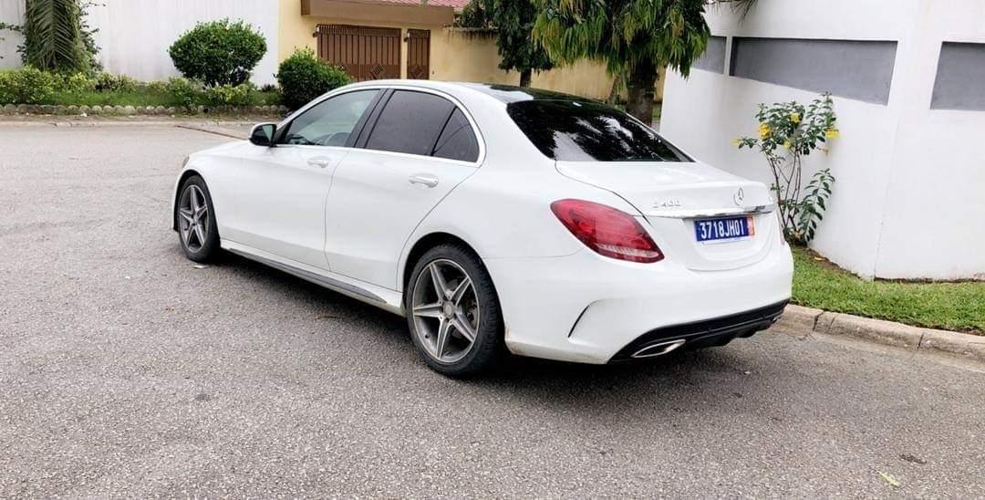 Mercedes C400 2016