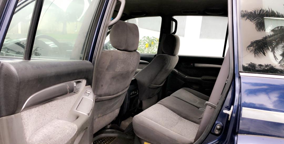 Toyota Prado mod 2007