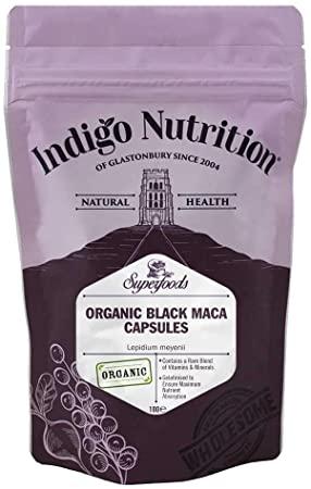 Indigo nutrition