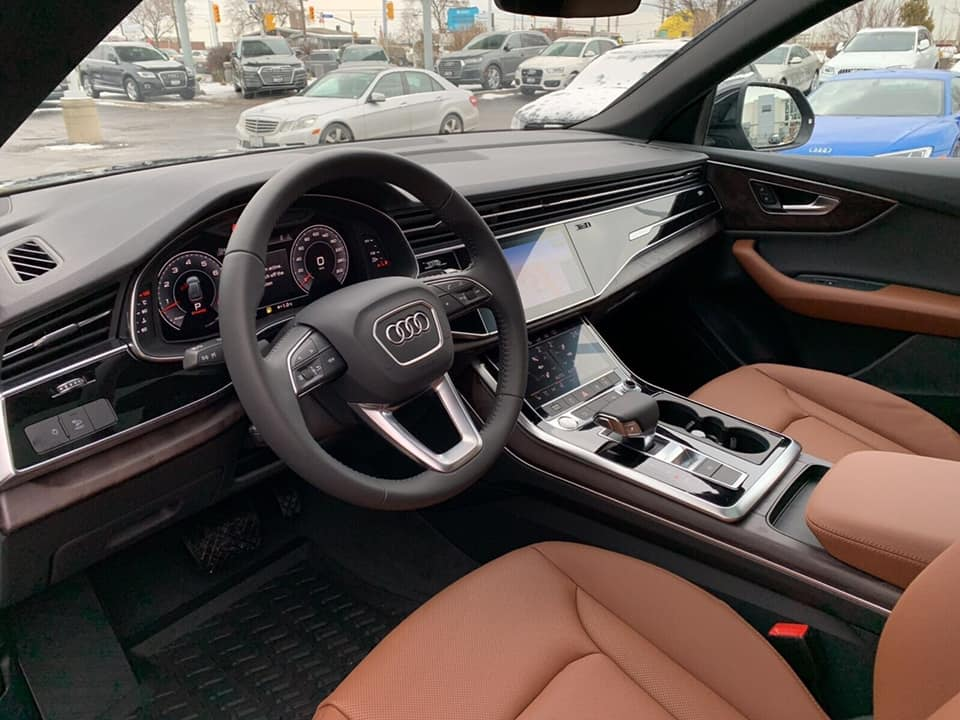 2019 AUDI Q8 FULL OPTION