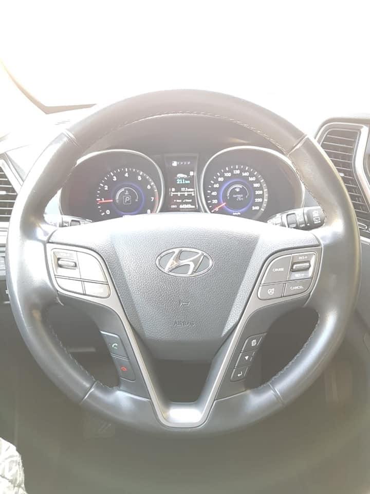 2015 HYUNDAI SANTA FE LIMITED 3.3L V6