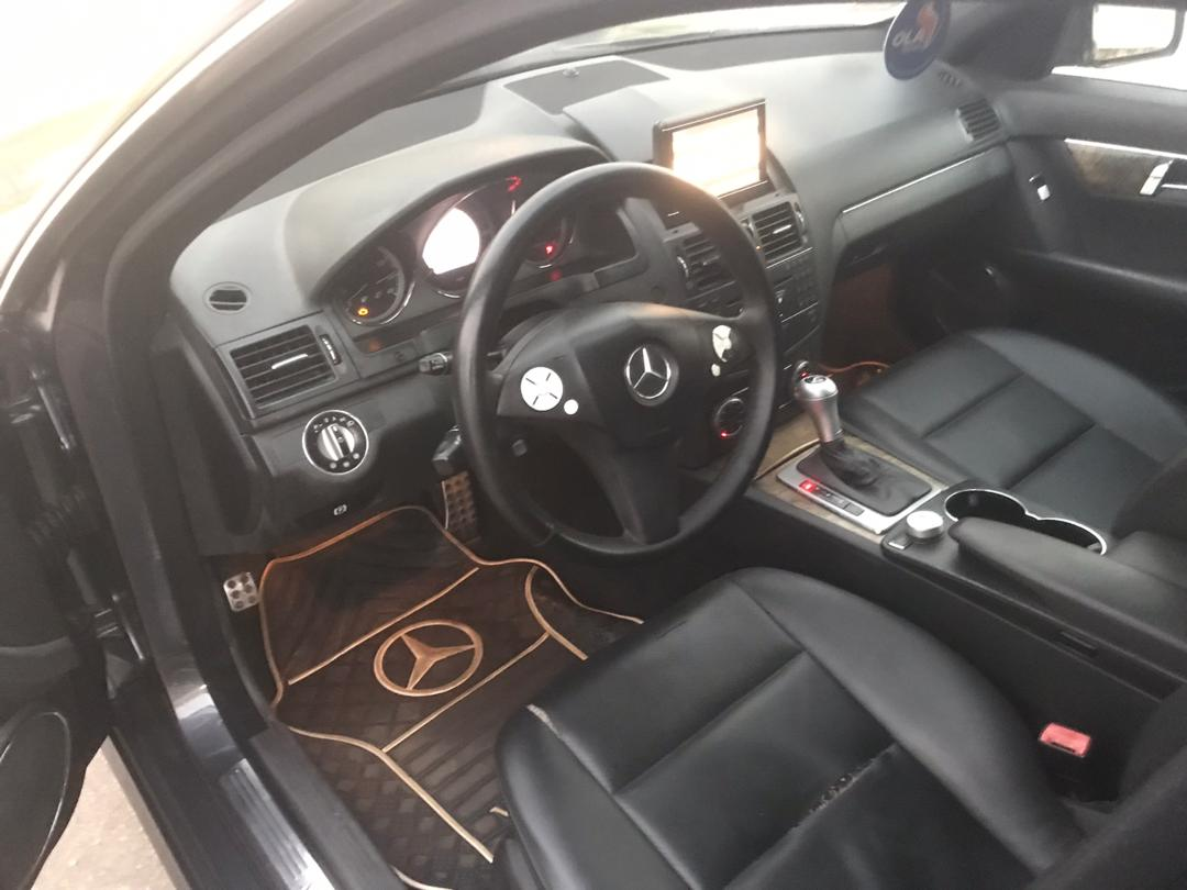 Mercedes C350 Année 2010