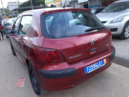 Peugeot 307 automatique