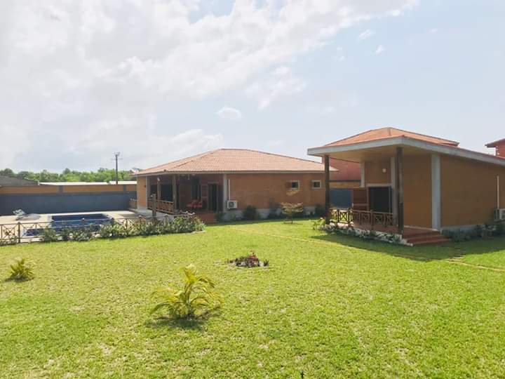 Villa de 5 pièces