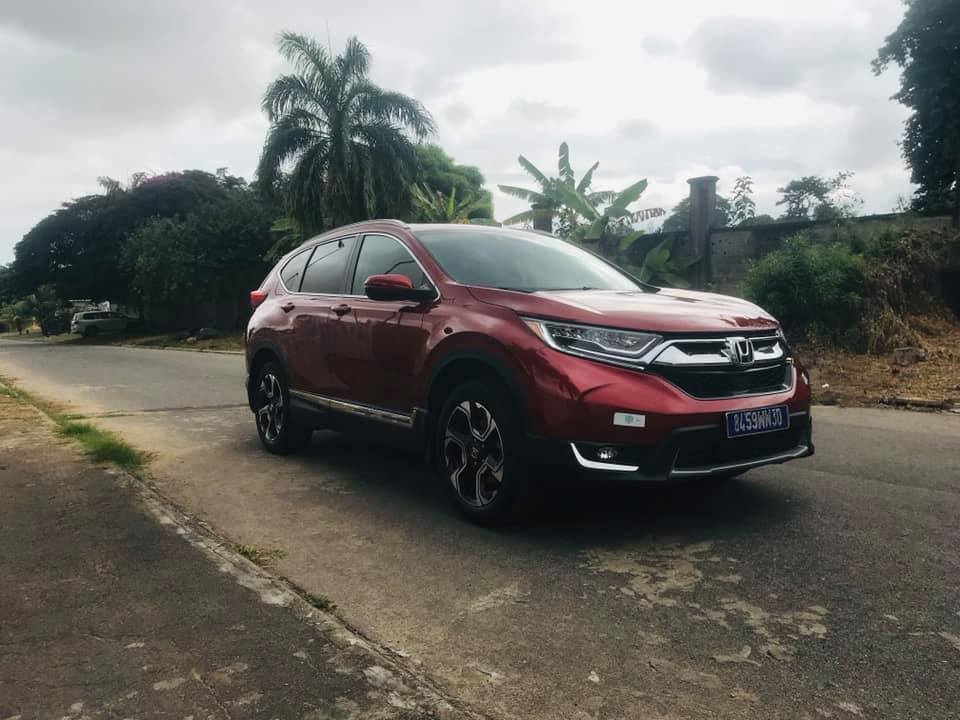 HONDA CRV TOURNING 2019