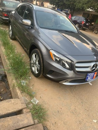 Mercedes GLA 350 4Matic   2015