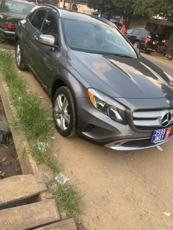 Mercedes GLA 350 4Matic   2015