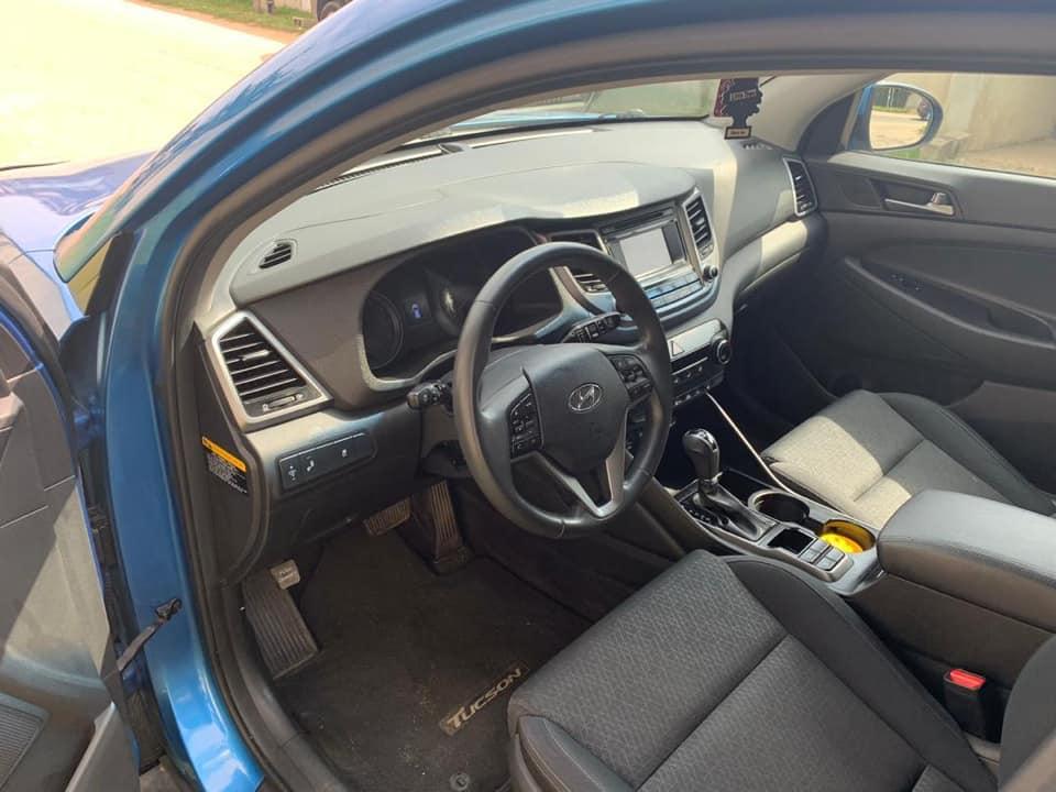 Hyundai Tucson Année 2016