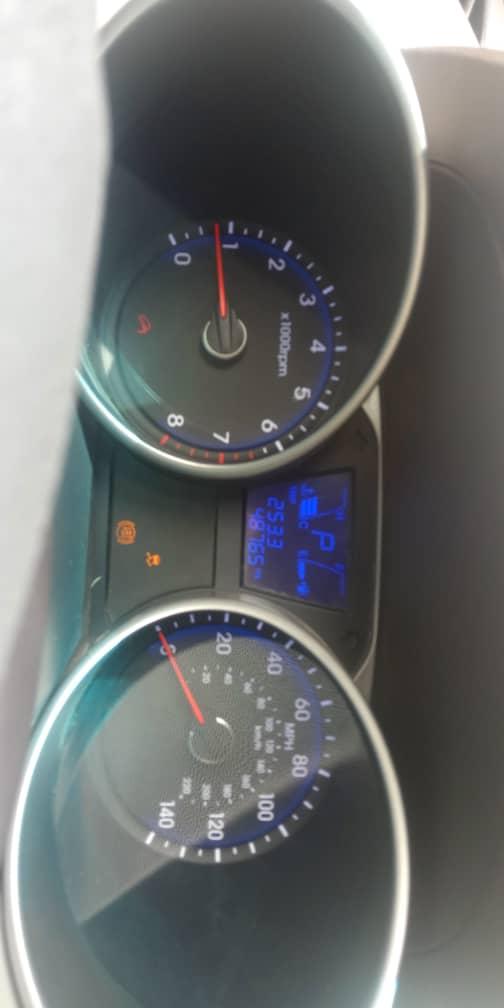 Rapide  Hyundai Tucson 2015