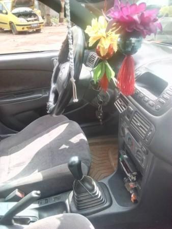 Taxi Toyota Corolla