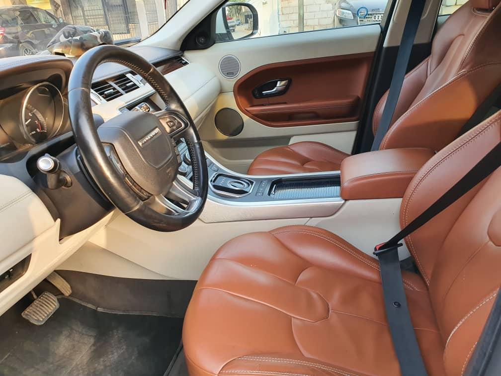 Range Rover Evoque Année 2015