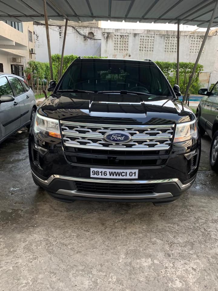 FORD EXPLORER LIMITED 2019 0KM